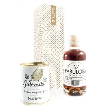 Kit aperitivo Vermouth