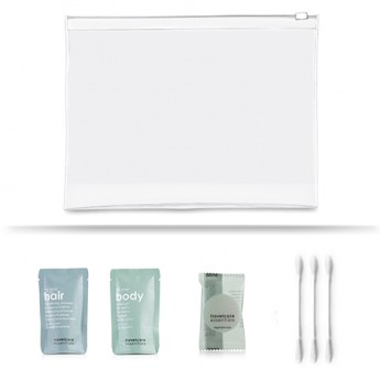 Kit de acogida de amenities de hotel