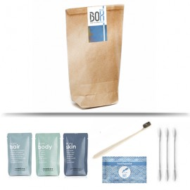 Kit de baño Adra TRAVELCARE
