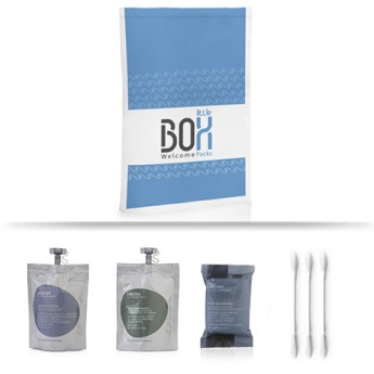 Amenities para hotel en kit