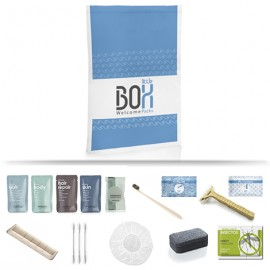 Kit de baño Esla TRAVELCARE