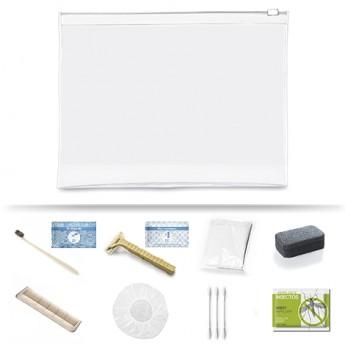 Kit de amenities y kit de viaje apto para avión Odiel