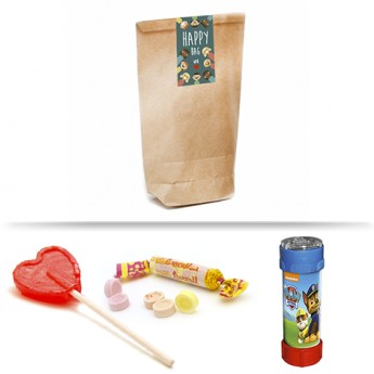 Kit regalos infantiles Burbujero