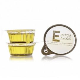 Monodosis de aceite de oliva virgen (10 ml)