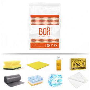 kit de bienvenida Lebeche en bolsa de plástico