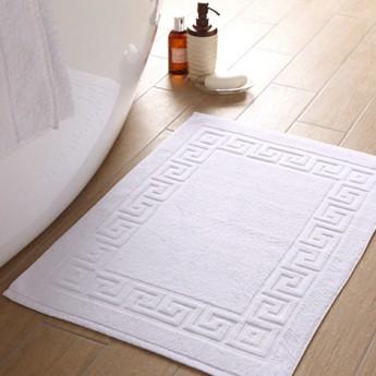 alfombra para baño hotel